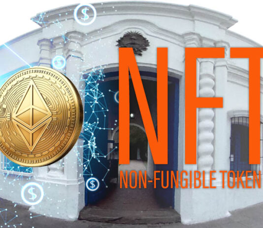 NFT token no fungible - casa historica tucuman
